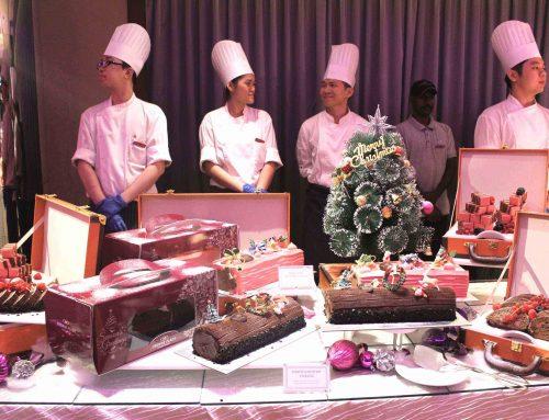 IHG | Sneak Peak At Their Christmas Festive Delights