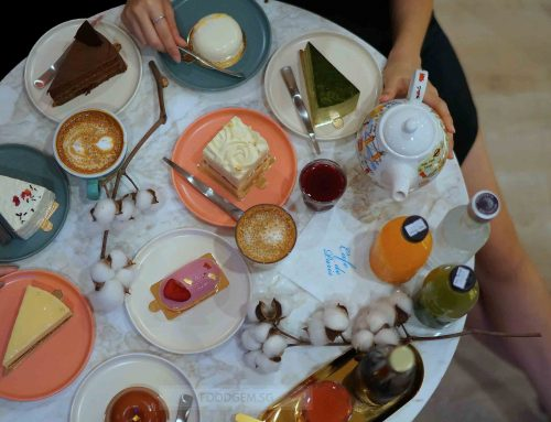 Cafe De Paris | Popular Korea Dessert Cafe Opening on 5 November
