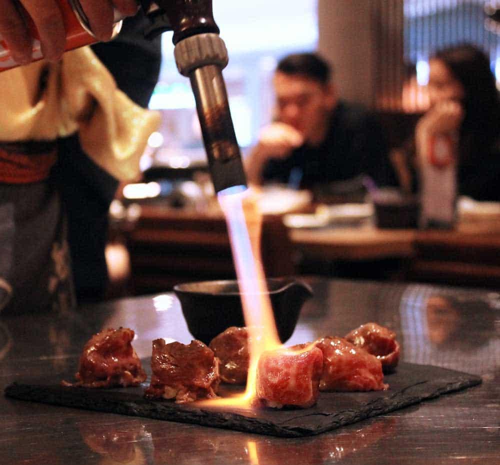 niku-kappo-sukiyaki-sushi