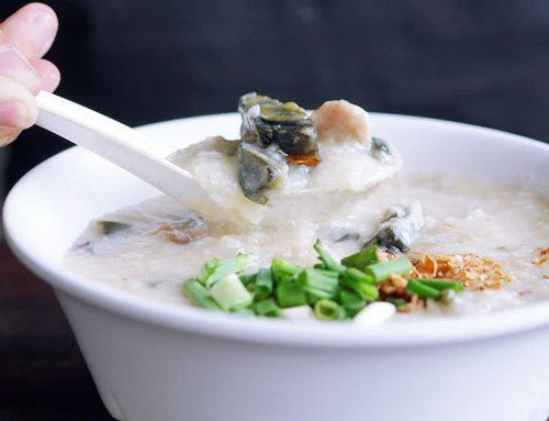 Sin Heng Kee Porridge | Must Try Their Signature Porridge with Overloaded Ingredients