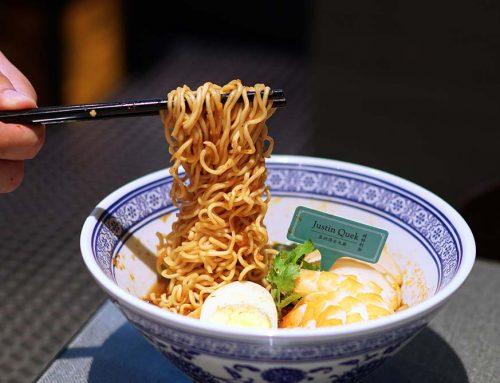 Xin Wang Hong Kong Cafe X Celebrity Chef Justin Quek Collaboration