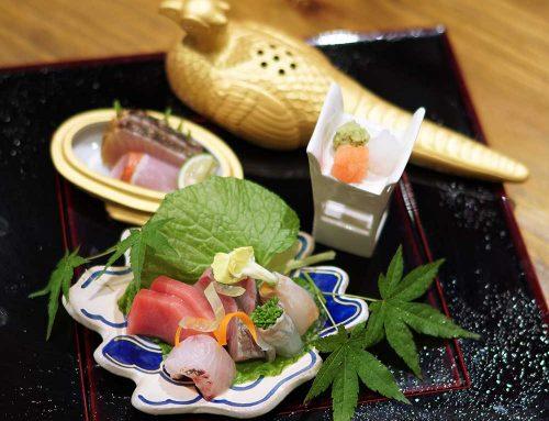 Teppan Kappou Kenji   A Wonderful Array of Grilled Teppanyaki Dishes, Fresh Sashimi And More!