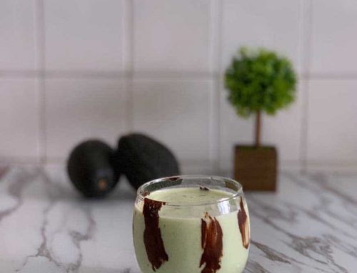 Avocado Milkshake Recipe