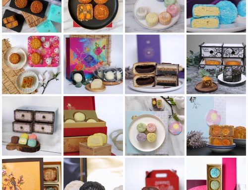 10 Popular Mooncake Flavours | Mine's Durian, What About You?