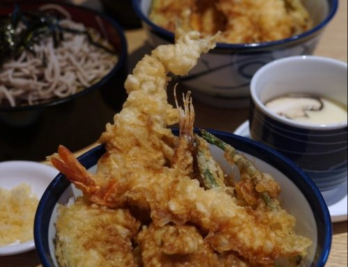 Tempura Tendon Tenya | Probably The Most Affordable Tempura In Town!