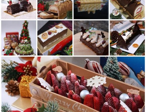 10 Log Cakes To Impress Your Guests This Christmas 2020