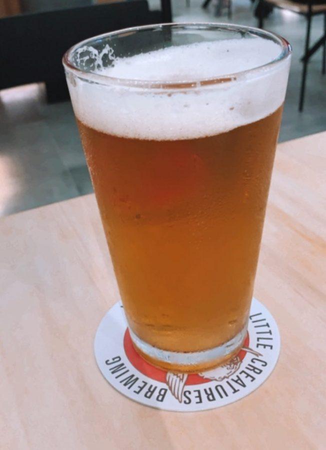 luke's lobster ice cold beer