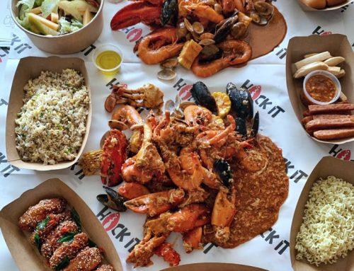 Hack It  | Affordable Live Seafood Packs