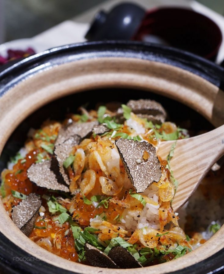 Nozomi-truffles-claypot-rice